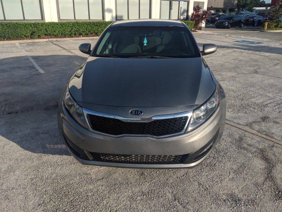 Used Kia Optima 4dr Sdn LX 2013 | 2 Car Pros. Orlando, Florida