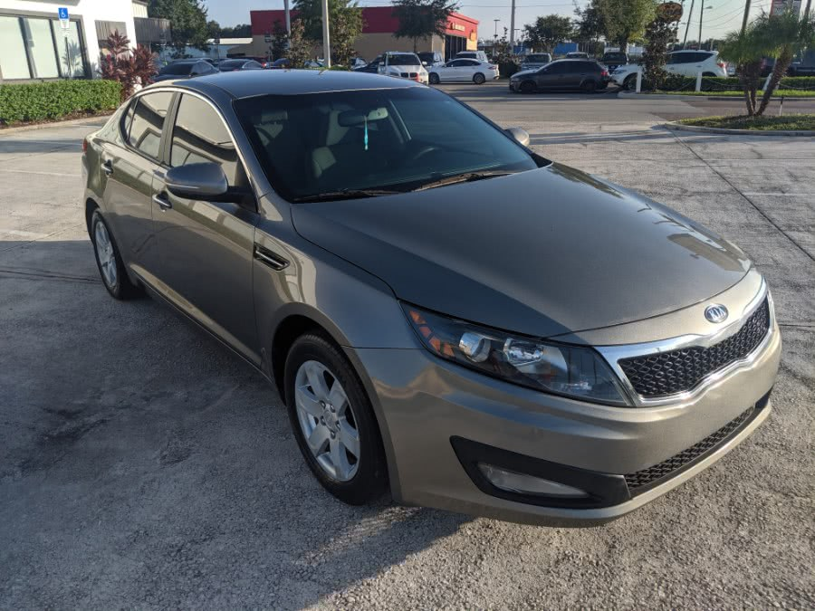 Used 2013 Kia Optima in Orlando, Florida | 2 Car Pros. Orlando, Florida