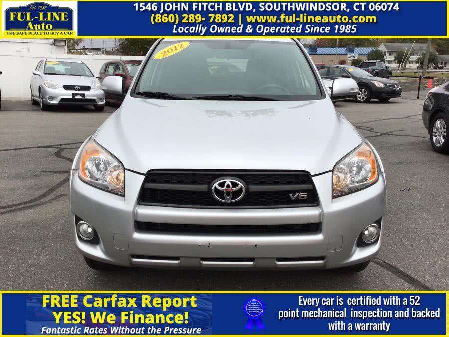 Used 2012 Toyota RAV4 in South Windsor , Connecticut | Ful-line Auto LLC. South Windsor , Connecticut