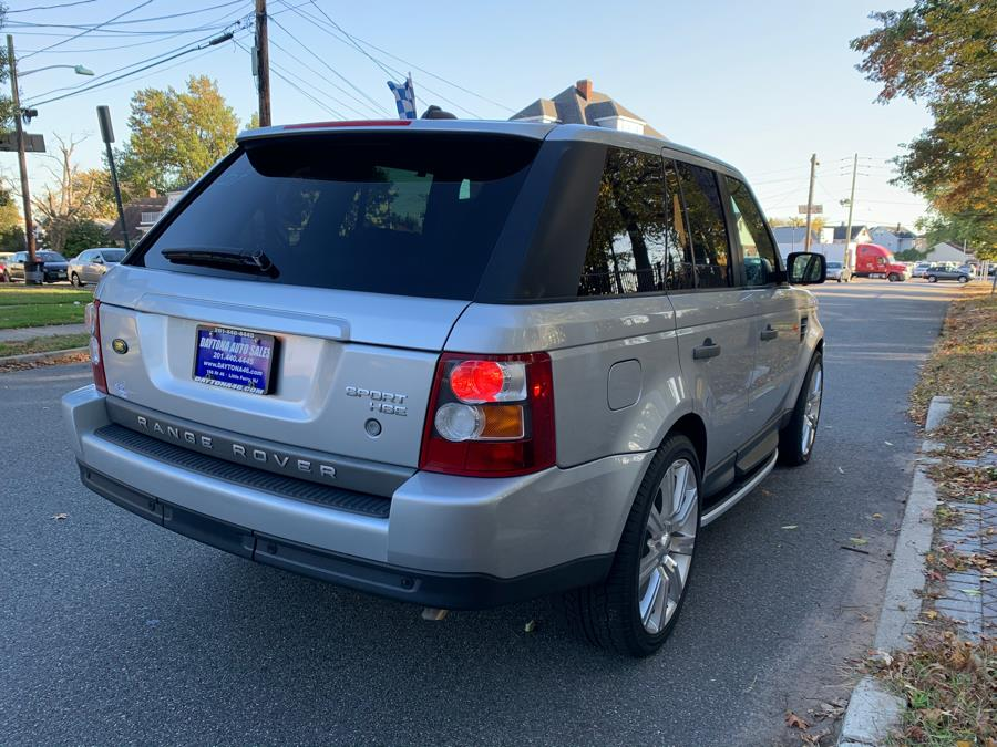 2008 Land Rover Range Rover Sport 4WD 4dr HSE, available for sale in Little Ferry, New Jersey | Daytona Auto Sales. Little Ferry, New Jersey