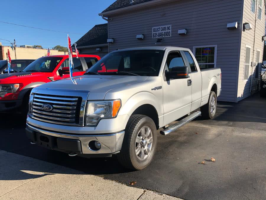 Used 2010 Ford F-150 in Selden, New York | Select Cars Inc. Selden, New York