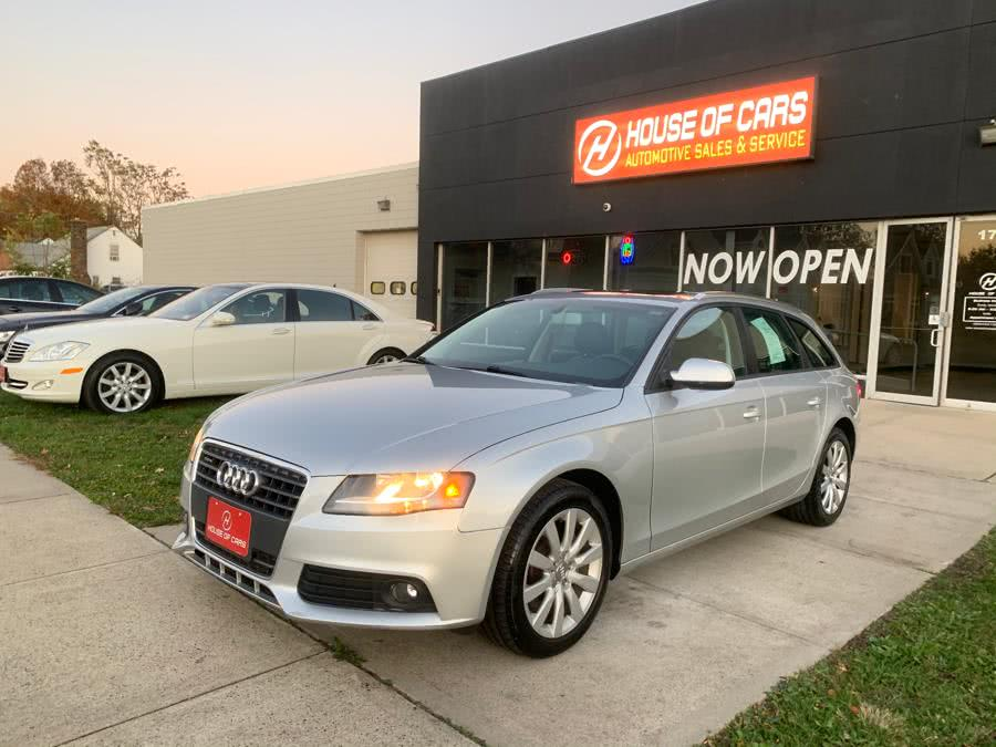 Used Audi A4 4dr Avant Wgn Auto quattro 2.0T Premium 2012 | House of Cars. Watertown, Connecticut