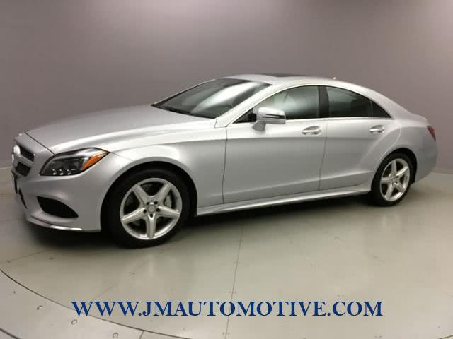 Used 2016 Mercedes-benz Cls in Naugatuck, Connecticut | J&M Automotive Sls&Svc LLC. Naugatuck, Connecticut