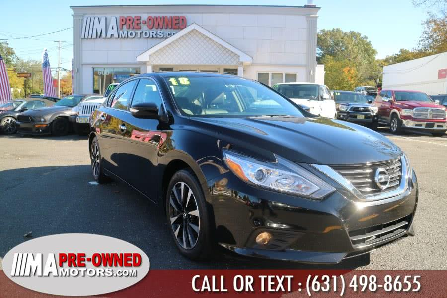 Used Nissan Altima 2.5 S Sedan 2018 | M & A Motors. Huntington, New York