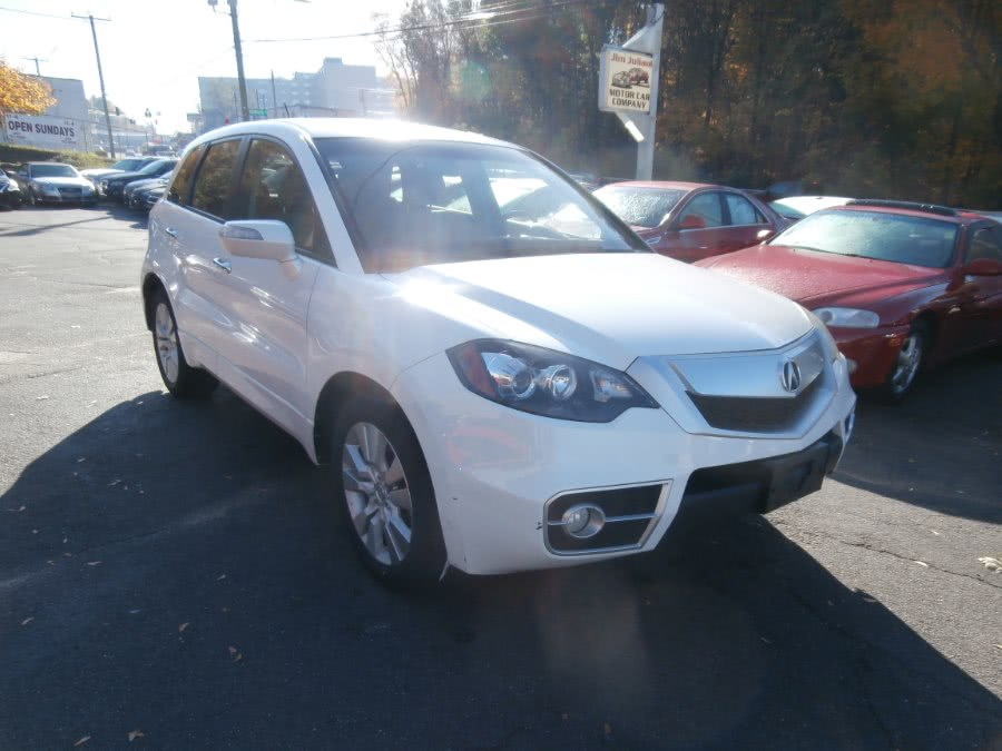 Used 2012 Acura RDX in Waterbury, Connecticut | Jim Juliani Motors. Waterbury, Connecticut