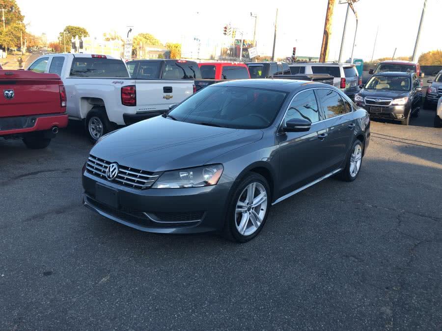 Used 2014 Volkswagen Passat in W Springfield, Massachusetts | Dean Auto Sales. W Springfield, Massachusetts