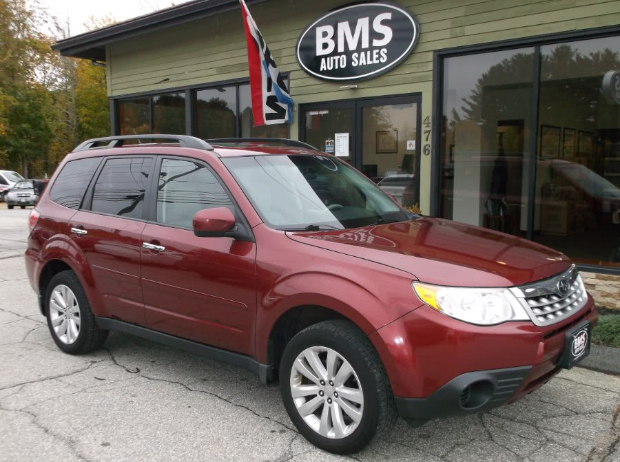 Used 2011 Subaru Forester in Brooklyn, Connecticut | Brooklyn Motor Sports Inc. Brooklyn, Connecticut
