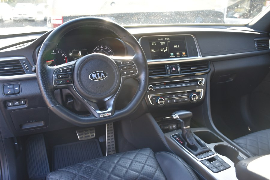 2016 Kia Optima 4dr Sdn SXL Turbo, available for sale in Waterbury, Connecticut | Highline Car Connection. Waterbury, Connecticut