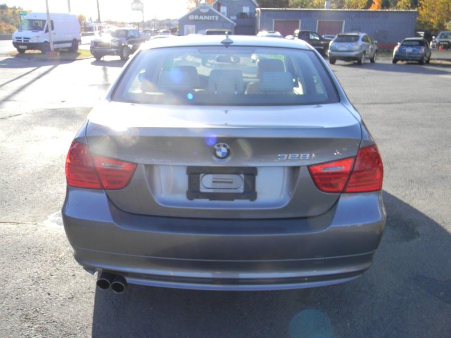 Used BMW 3 Series 4dr Sdn 328xi xDrive AWD 2011 | M&M Vehicles Inc dba Central Motors. Southborough, Massachusetts