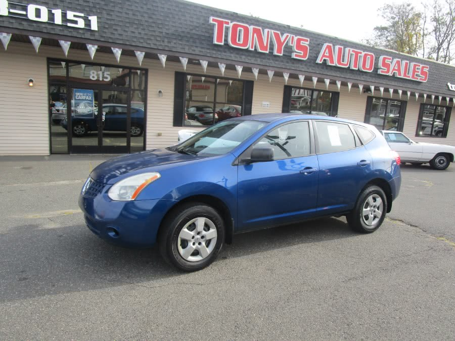 Used 2008 Nissan Rogue in Waterbury, Connecticut | Tony's Auto Sales. Waterbury, Connecticut