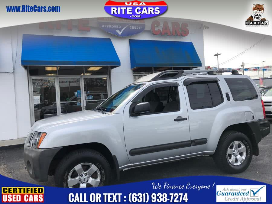 Used Nissan Xterra 4WD 4dr Auto S 2012 | Rite Cars, Inc. Lindenhurst, New York