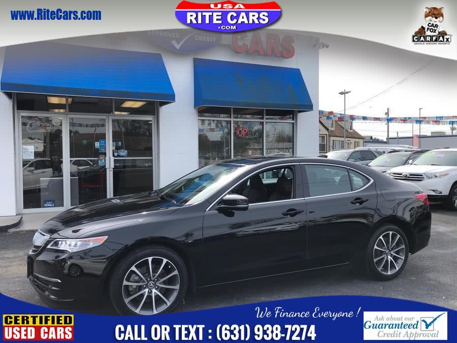 Used 2015 Acura TLX in Lindenhurst, New York | Rite Cars, Inc. Lindenhurst, New York
