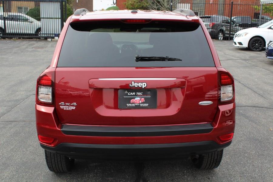 2016 Jeep Compass 4WD 4dr Latitude, available for sale in Deer Park, New York | Car Tec Enterprise Leasing & Sales LLC. Deer Park, New York