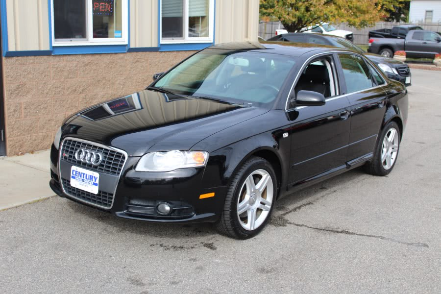 Used 2008 Audi A4 in East Windsor, Connecticut   Century Auto And Truck. East Windsor, Connecticut