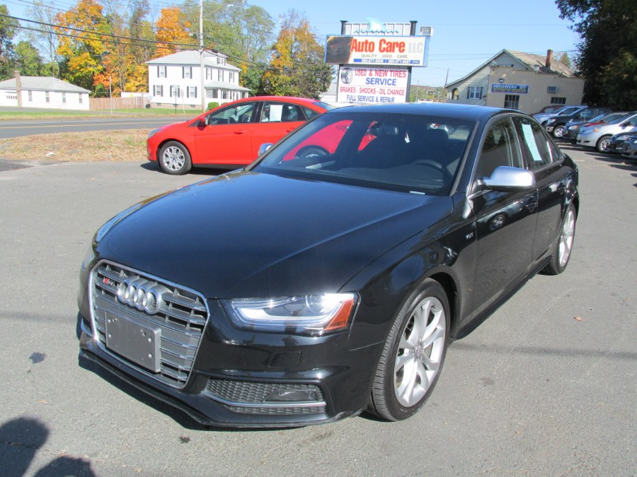 2013 Audi S4 4dr Sdn S Tronic Premium Plus, available for sale in Vernon , Connecticut | Auto Care Motors. Vernon , Connecticut