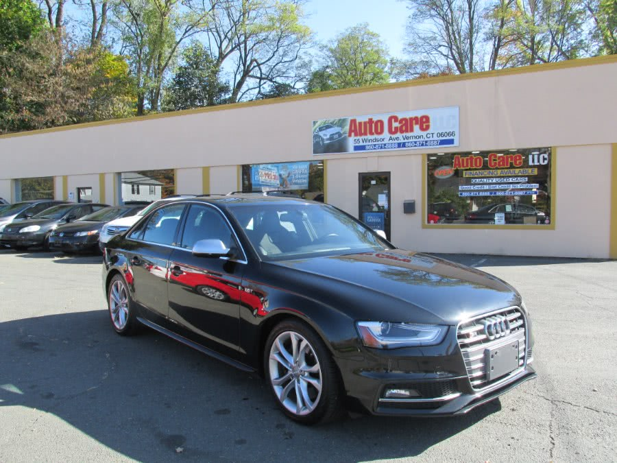 Used 2013 Audi S4 in Vernon , Connecticut | Auto Care Motors. Vernon , Connecticut