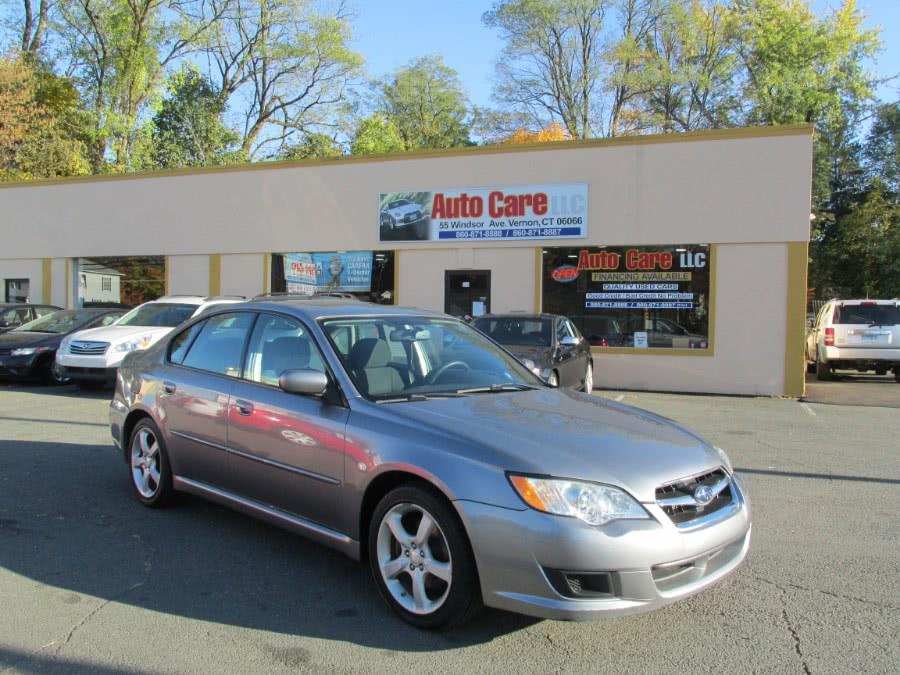 Used 2008 Subaru Legacy in Vernon , Connecticut | Auto Care Motors. Vernon , Connecticut