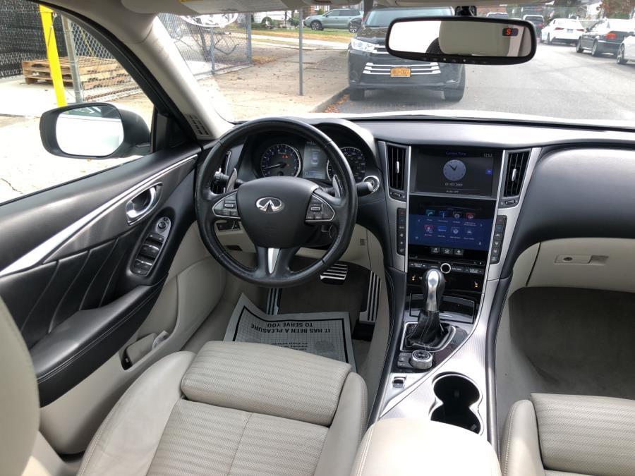 Used INFINITI Q50 4dr Sdn Sport AWD 2015   Signature Auto Sales. Franklin Square, New York
