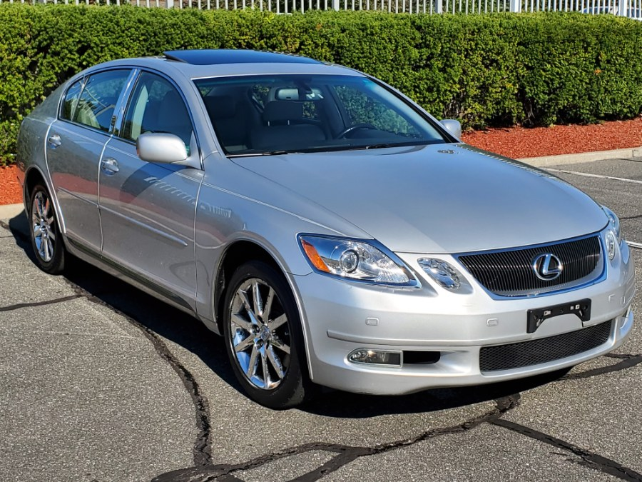 2007 Lexus GS 350 4dr Sdn AWD w/Navigation,Back Up Camera,Sunroof, available for sale in Queens, NY