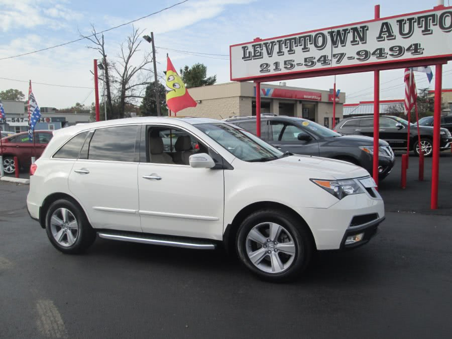 Used 2013 Acura MDX in Levittown, Pennsylvania | Levittown Auto. Levittown, Pennsylvania