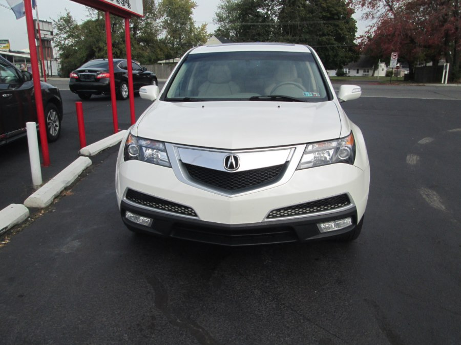 2013 Acura MDX AWD 4dr, available for sale in Levittown, Pennsylvania | Levittown Auto. Levittown, Pennsylvania