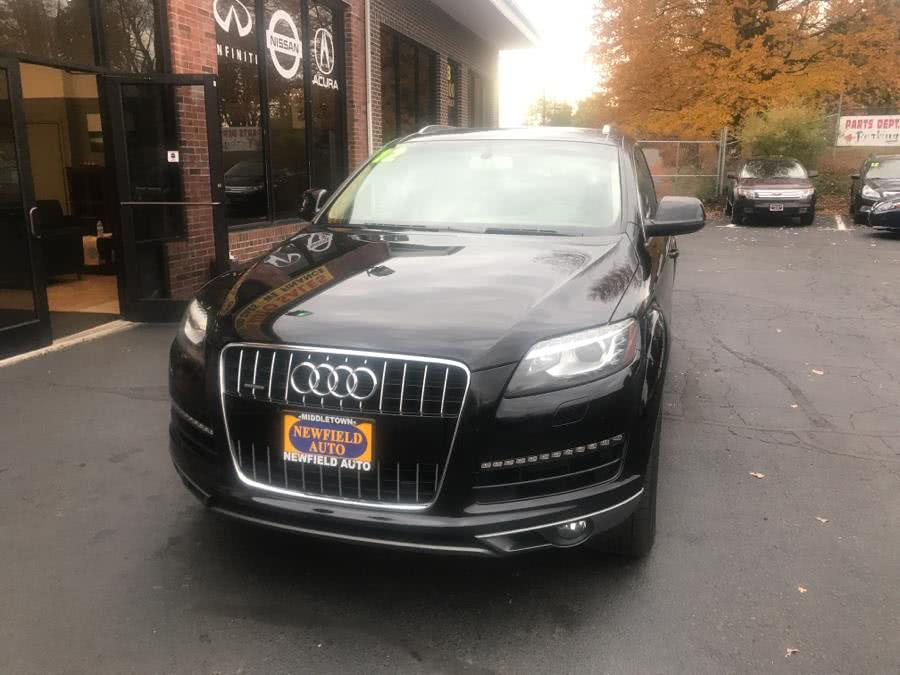 Used 2012 Audi Q7 in Middletown, Connecticut | Newfield Auto Sales. Middletown, Connecticut