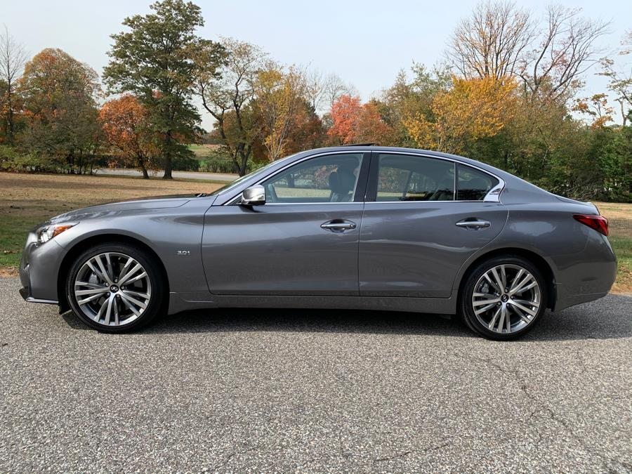 2019 INFINITI Q50 3.0t SPORT AWD, available for sale in Franklin Square, New York | Luxury Motor Club. Franklin Square, New York