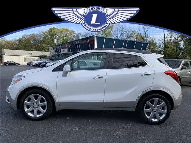 Used 2015 Buick Encore in Cincinnati, Ohio | Luxury Motor Car Company. Cincinnati, Ohio