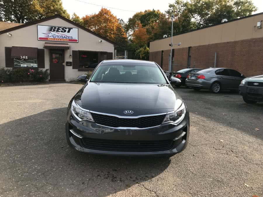 Used 2016 Kia Optima in Manchester, Connecticut | Best Auto Sales LLC. Manchester, Connecticut