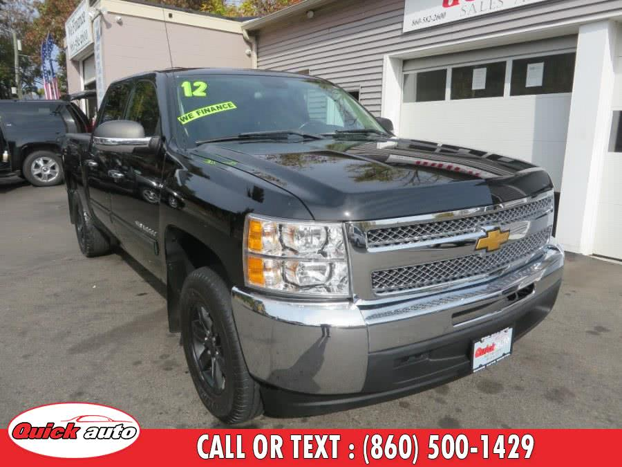 Used 2012 Chevrolet Silverado 1500 in Bristol, Connecticut | Quick Auto LLC. Bristol, Connecticut