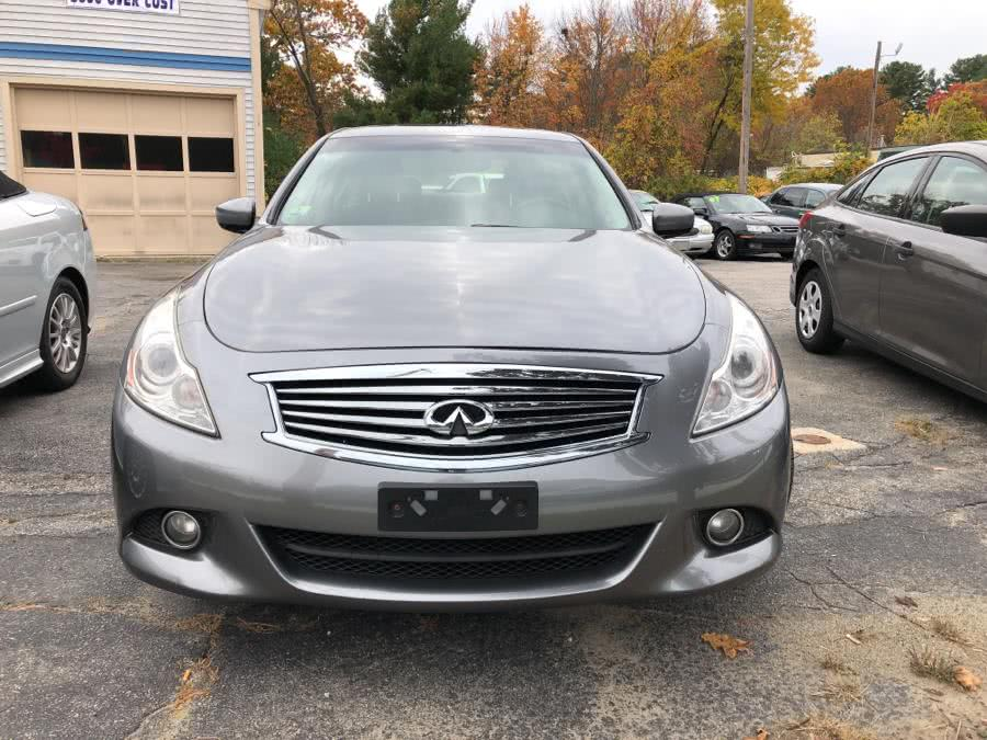 Used 2013 Infiniti G37 Sedan in Billerica, Massachusetts | Benz Of Billerica. Billerica, Massachusetts