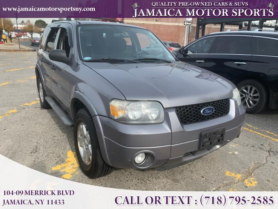 Used 2007 Ford Escape in Jamaica, New York | Jamaica Motor Sports . Jamaica, New York