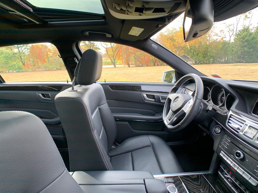 Used Mercedes-Benz E-Class 4dr Sdn E 350 Sport 4MATIC 2016   Luxury Motor Club. Franklin Square, New York