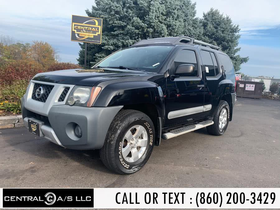 Used Nissan Xterra 4WD 4dr Auto S 2011 | Central A/S LLC. East Windsor, Connecticut