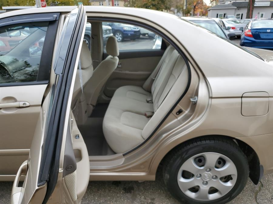 2007 Kia Spectra 4dr Sdn Auto EX, available for sale in Springfield, Massachusetts | Absolute Motors Inc. Springfield, Massachusetts