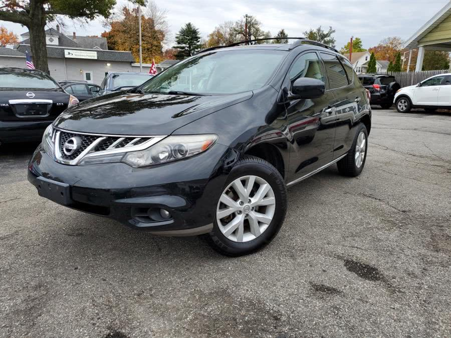 2011 Nissan Murano AWD 4dr S, available for sale in Springfield, Massachusetts | Absolute Motors Inc. Springfield, Massachusetts