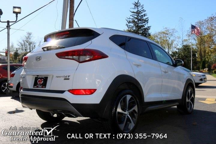 2016 Hyundai Tucson Sport, available for sale in Haskell, New Jersey | City Motor Group Inc.. Haskell, New Jersey