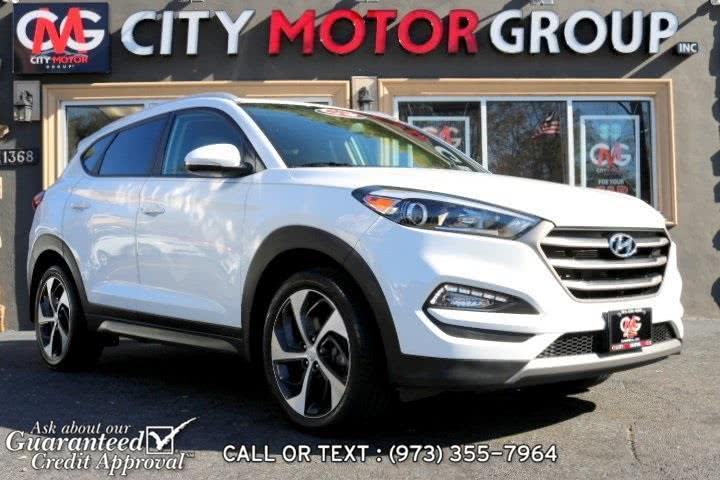 Used 2016 Hyundai Tucson in Haskell, New Jersey | City Motor Group Inc.. Haskell, New Jersey