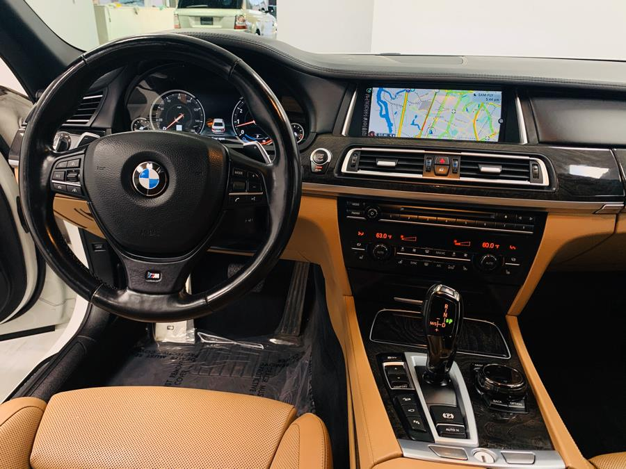 2015 BMW 7 Series 4dr Sdn 750Li xDrive AWD, available for sale in Linden, New Jersey | East Coast Auto Group. Linden, New Jersey