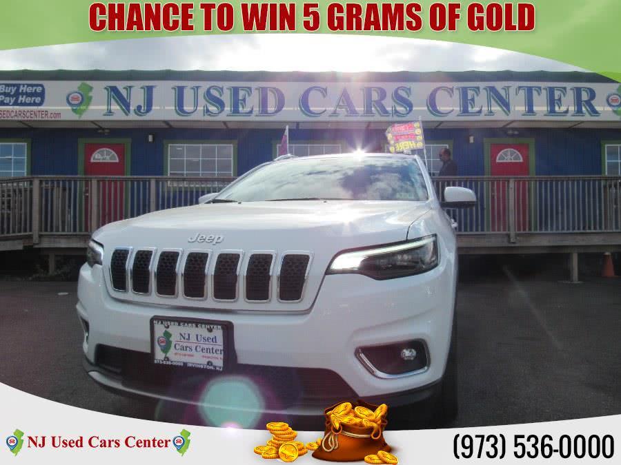 Used 2019 Jeep Cherokee in Irvington, New Jersey   NJ Used Cars Center. Irvington, New Jersey