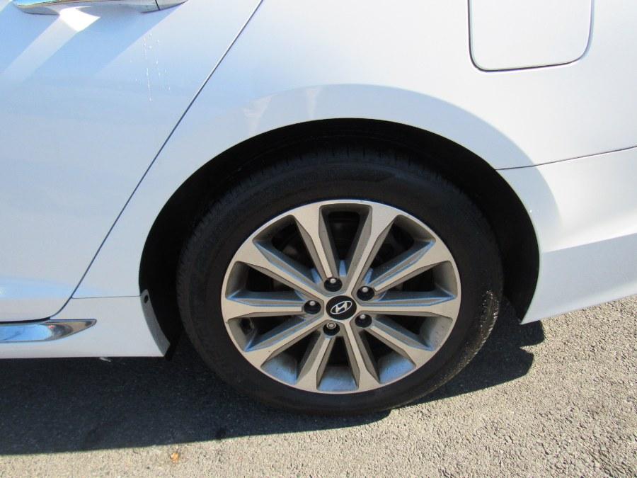2017 Hyundai Sonata Sport 2.4L PZEV, available for sale in Irvington, New Jersey | NJ Used Cars Center. Irvington, New Jersey