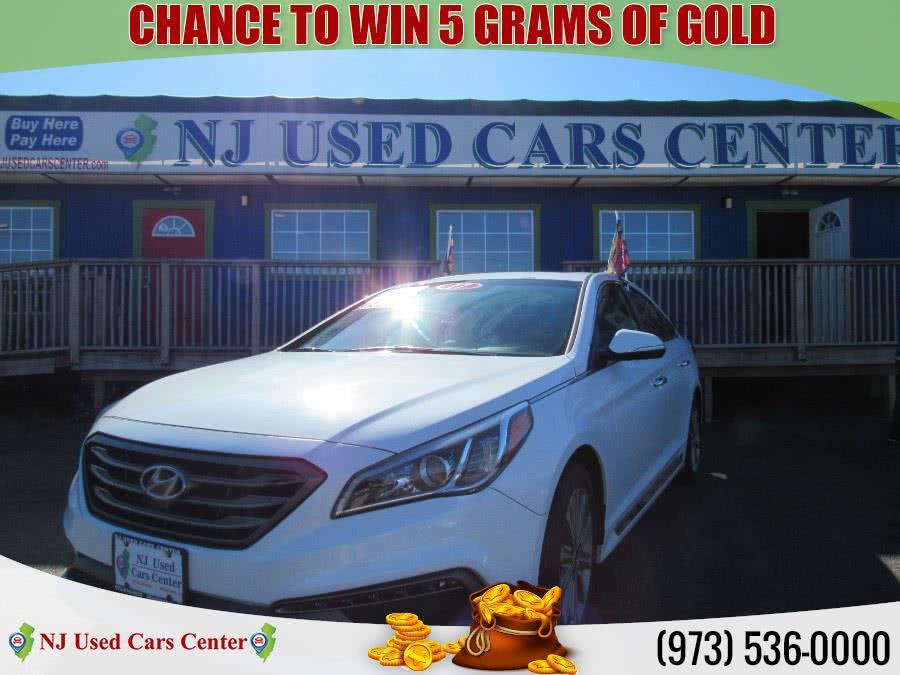 Used 2017 Hyundai Sonata in Irvington, New Jersey | NJ Used Cars Center. Irvington, New Jersey