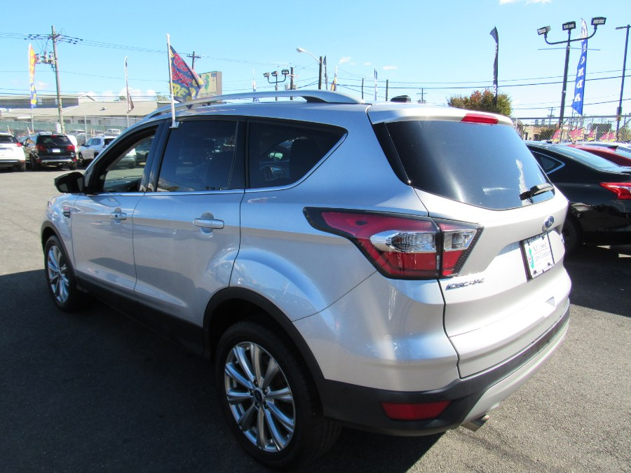 Used Ford Escape Titanium 4WD 2017 | NJ Used Cars Center. Irvington, New Jersey
