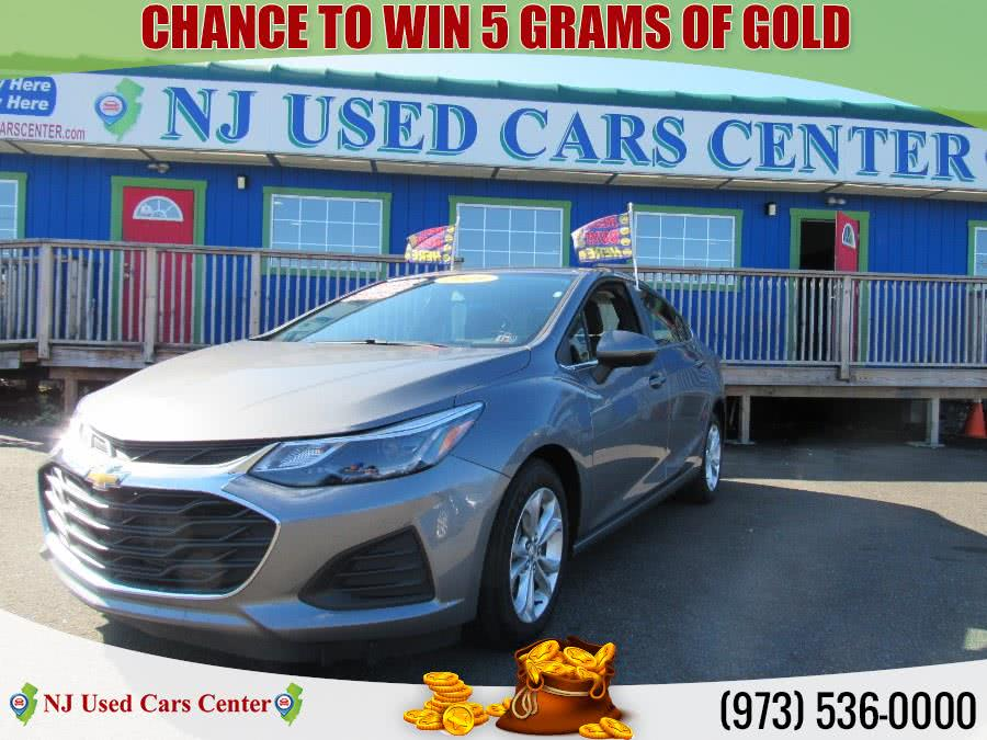 Used 2019 Chevrolet Cruze in Irvington, New Jersey | NJ Used Cars Center. Irvington, New Jersey