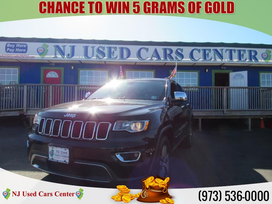 Used 2017 Jeep Grand Cherokee in Irvington, New Jersey | NJ Used Cars Center. Irvington, New Jersey