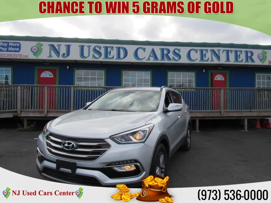 Used 2018 Hyundai Santa Fe Sport in Irvington, New Jersey | NJ Used Cars Center. Irvington, New Jersey