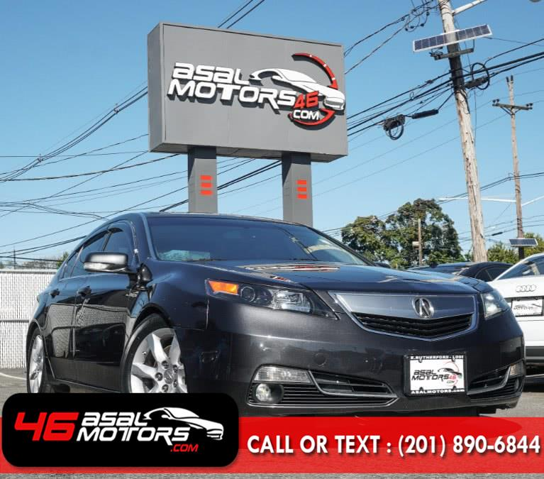 Used 2012 Acura TL in lodi, New Jersey | Asal Motors 46. lodi, New Jersey