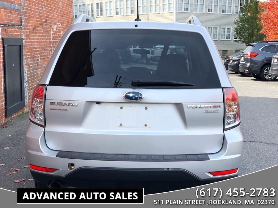 2011 Subaru Forester 4dr Auto 2.5X Touring, available for sale in Rockland, Massachusetts | Advanced Auto Sales. Rockland, Massachusetts