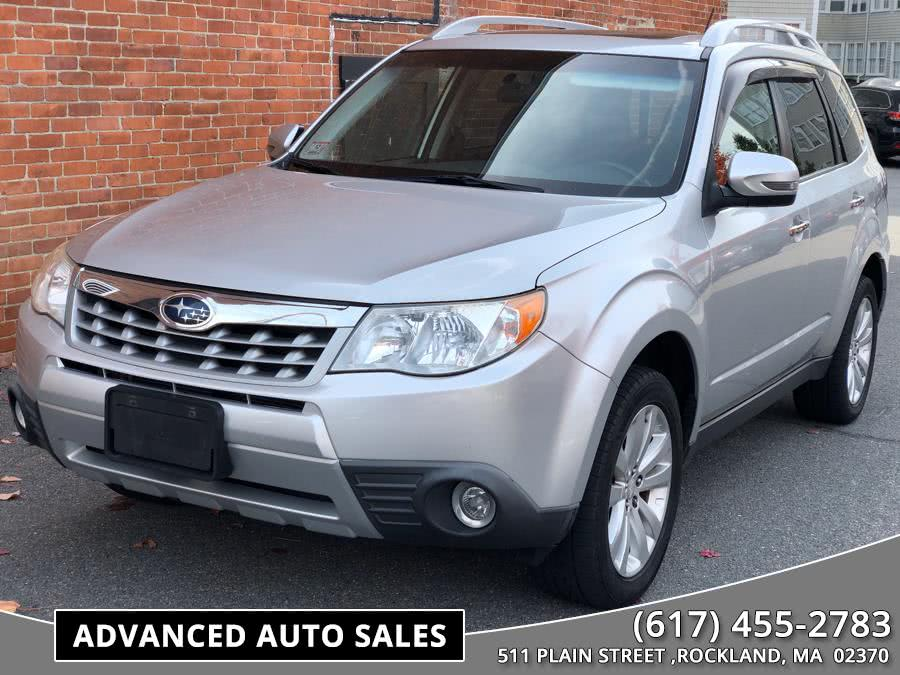 Used 2011 Subaru Forester in Rockland, Massachusetts | Advanced Auto Sales. Rockland, Massachusetts