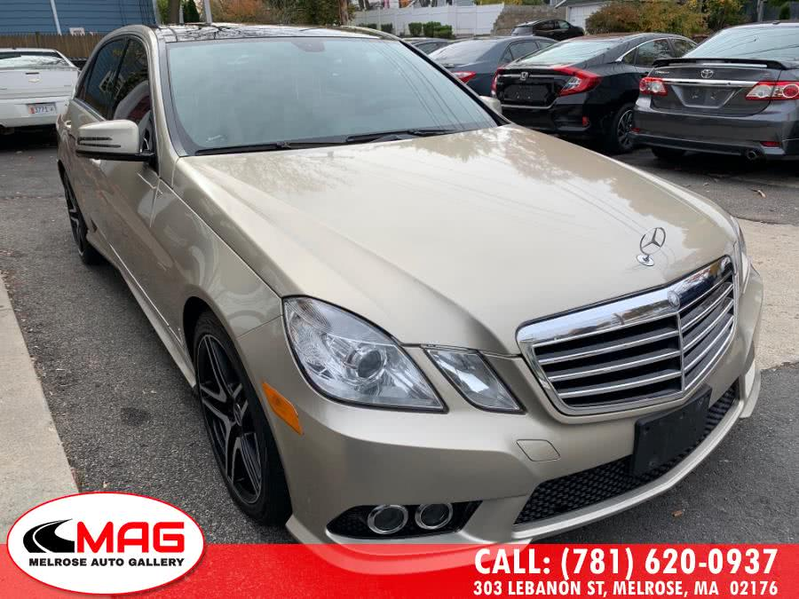 Used 2010 Mercedes-Benz E-Class in Melrose, Massachusetts | Melrose Auto Gallery. Melrose, Massachusetts
